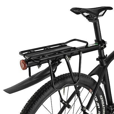 ROCKBROS Fahrrad Gepäckträger Mit Schnellspanner Alu Max 75KG für MTB 24