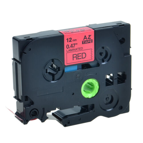 3PK Black On Red/Yellow/Green Tape For Brother TZ-431 TZe-431 TZe-631 TZ TZe-731 - $10.99