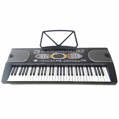 61 Keys LCD Professional Performance Teaching Type Keyboard DynaSun MK2085 USB