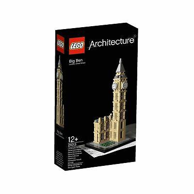 LEGO Architecture Set 21013,  Big Ben, New and Unopened