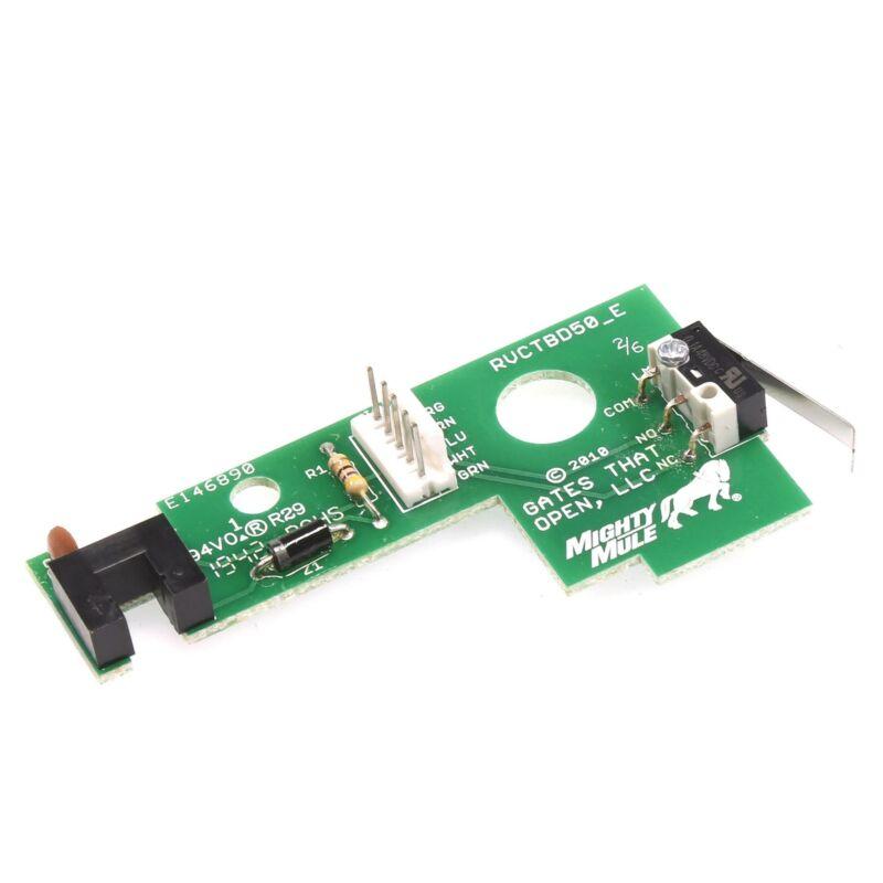 Mighty Mule GTO Rev Counter Board for Automatic Gates- RVCTBD50
