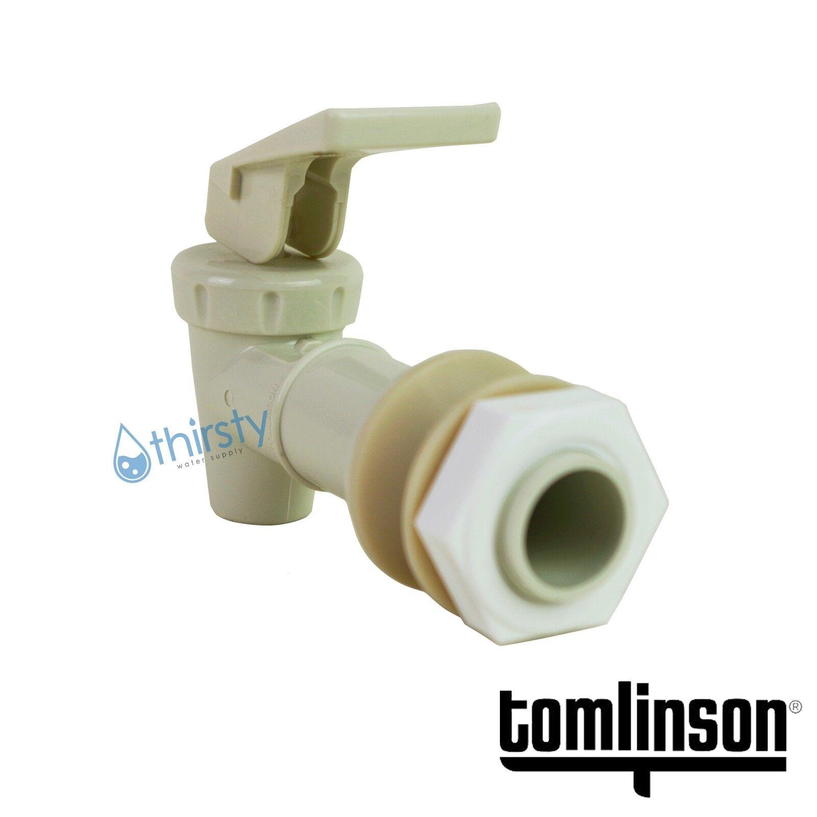 TOMLINSON SPIGOT WATER Crock Replacement Spigot Faucet Dispenser ...