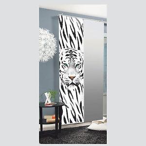 madison tigre rideau coulissant rideau paroi s paration de pi ce. Black Bedroom Furniture Sets. Home Design Ideas