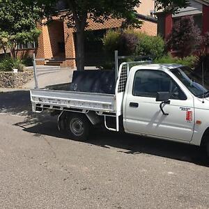 2003 toyota hilux diesel Craigieburn Hume Area Preview