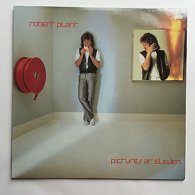 ROBERT PLANT - PICTURES AT ELEVEN * VINYL LP * FREE P&P UK * SWAN SONG SS K59418