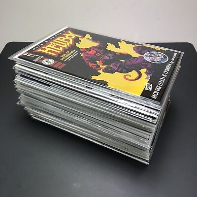 Lot of 57 Mike Mignola and Hellboy Comics **FIRST FULL HELLBOY COMIC**