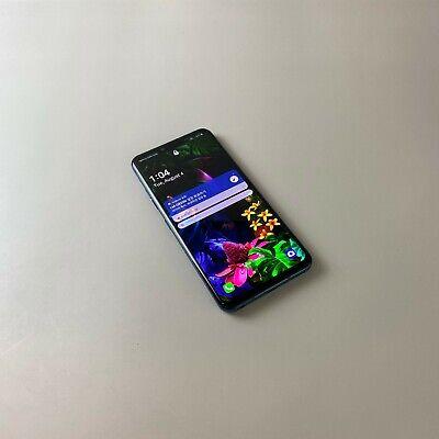 LG G8 ThinQ LM-G820N 128GB - New Moroccan Blue, Single SIM *Very Good Condition*