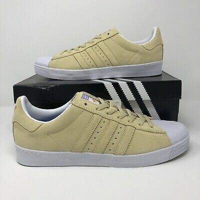 Vulc Mens Skateboard Shoes - New Adidas Superstar Vulc ADV Skateboard  Suede Sneaker Shoes Mens Sz 9.5 CG4838