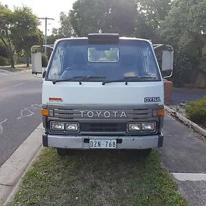 1989 Toyota Dyna 200 Tray with Hydraulic tailgate Boronia Knox Area Preview