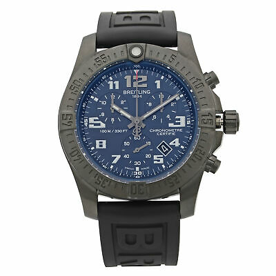 Breitling Chronospace Evo Night Mission GMT Quartz Mens Watch V7333010/C939-153S