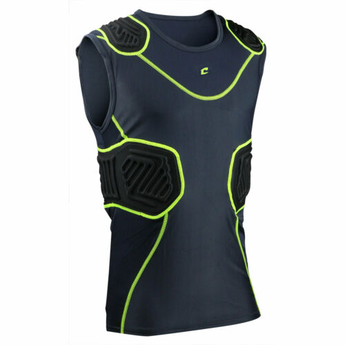 Champro Bull Rush Compression Padded Shirt - ADULT and YOUTH sizes