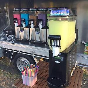 Ice Slushee Parkwood Gold Coast City Preview