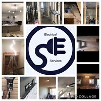 ✅ ✅. Certified Electrician Available for your projects!!!✅ ✅