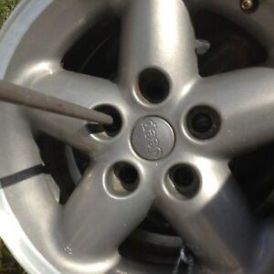 Mags ET un pneu pour jeep