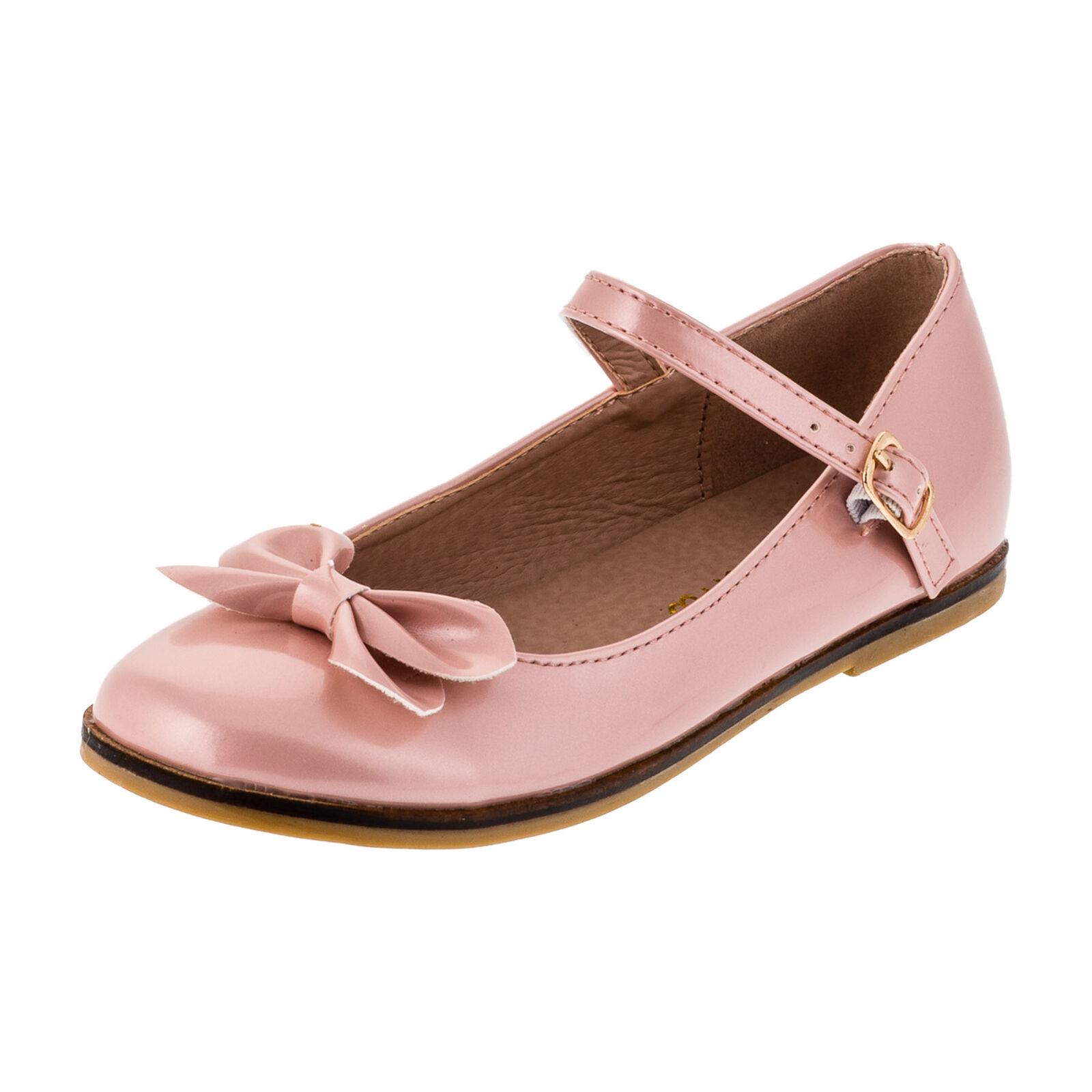 8c8a2522c6371f Festliche Mädchen Party Ballerinas Schuhe Mädchenschuhe ...
