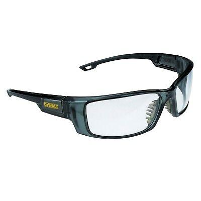Dewalt Dpg104-1 Excavator Safety Glasses Clear Lens Ansi Z87.1