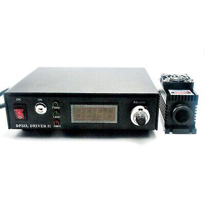 Ir Infrared 980nm 1w 1000mw Laser Module Ttlanalogtecadapted Lab Power