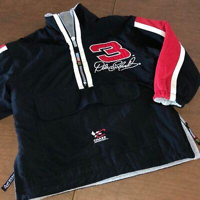 CHASE Nascar Kids Dale Earnhardt #3 Reversible Pullover Sweatshirt Size 4