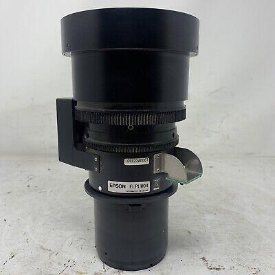 Epson ELPLW04 Wide Zoom Lens fit Z8000 Z10000U Z1005U Z9870U Z8050 See Desc MW2D