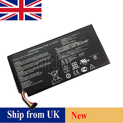 3.7v Battery For Asus Me370t Memo Pad Me370t Memo Pad Me370t 16gb 0b200-00120100