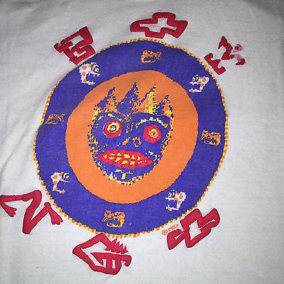 Oingo Boingo 1987 Real original vintage tank top/ T-shirt