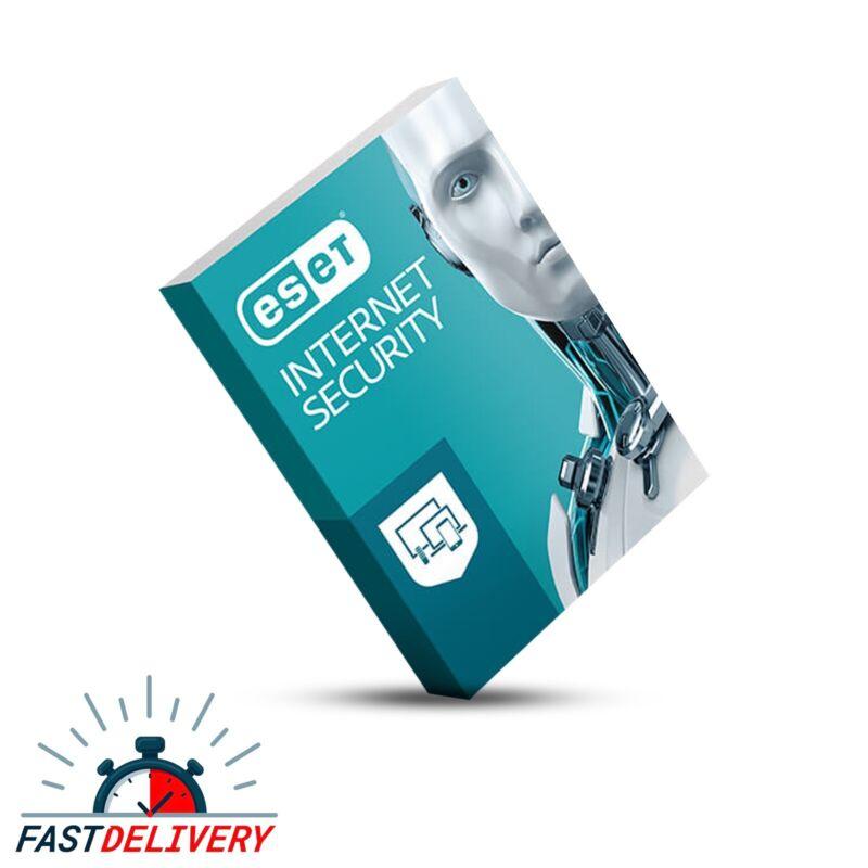 ESET Internet Security for PC 1 Year (2020 License Key)Antivirus/Anti Malware