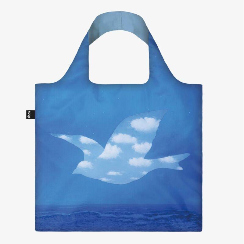 LOQI Rene Magritte The Promise Bag
