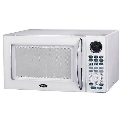Oster 1.1 Cu. Ft. 1000 Watt Microwave Oven - White OGB81101
