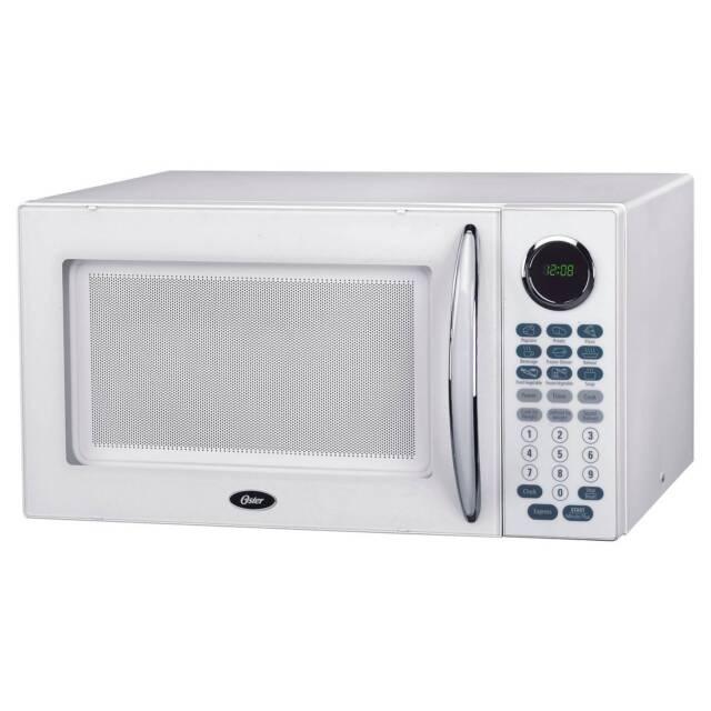 Ft 1000 Watt Microwave Oven White Ogb81101