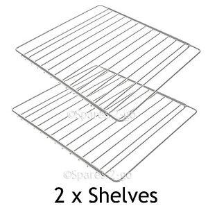 2 x UNIVERSAL Adjustable Extendable FRIDGE FREEZER SHELF Refrigerator Shelves