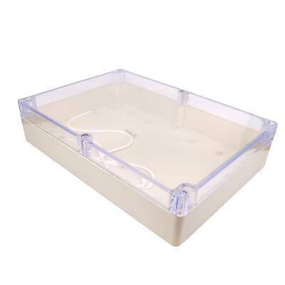 Waterproof Abs Plastic Project Box Electronics Enclosure Box 60182263mm