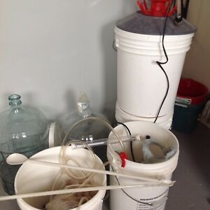Wine making equiptment