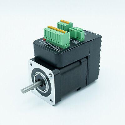 Ihss42-24-05 Jmc Nema 17 0.48nm Dc24v Integrated Closed Loop Stepper Motor Drive