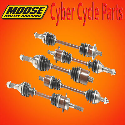 MOOSE Utility COMPLETE RIGHT REAR AXLE ASSEMBLY 05-10 Arctic Cat 400 TRV/FIS/TRV