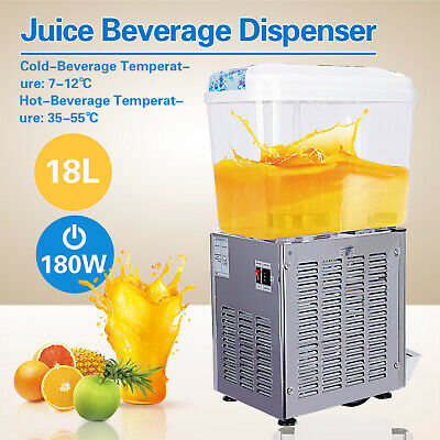 Commercial Dispenser Coffee Fruit Ice Tea Cold And Hot Drink Juice Beverage
