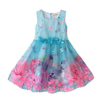 Little Girls Holiday Dresses (Christmas Gift Childrens Girls My Little Pony Holiday Birthday Dress  2-8)