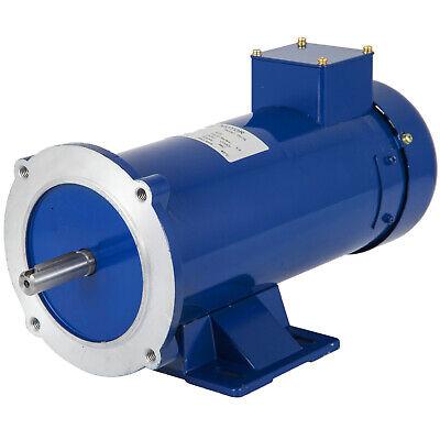 1 Hp Dc Motor 1750rpm 12v 56c Frame Tefc Reversible Permanent Magnet Motor