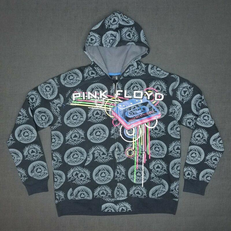 PINK FLOYD - Dark side of the moon - Hoodie Zip up Jacket Anthill Rockwear Large