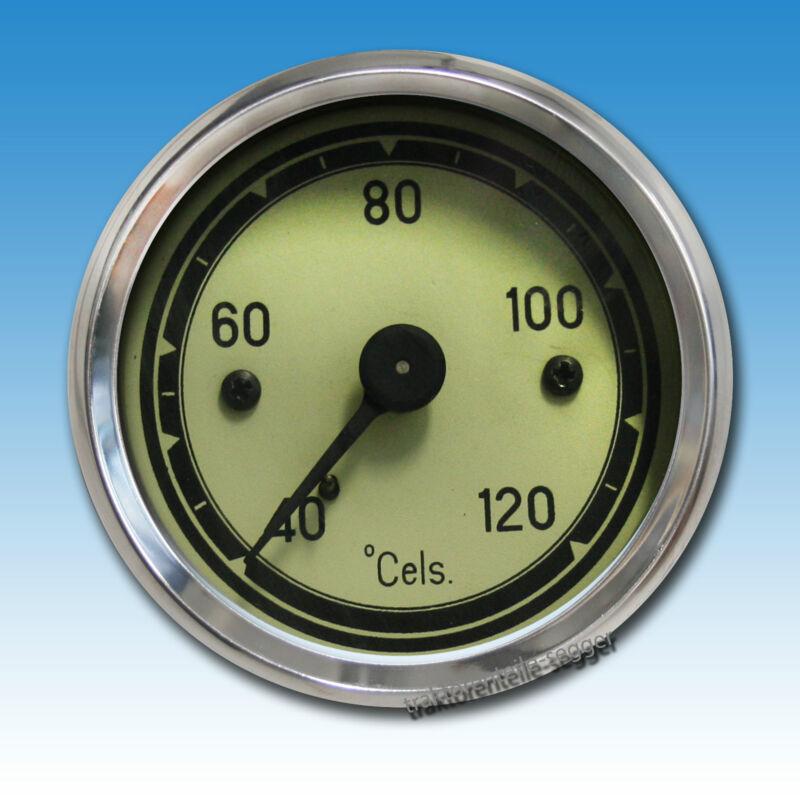 Temperaturanzeige Fernthermometer R45 R455 R460  ATK  Traktor Schlepper 216 Foto 1