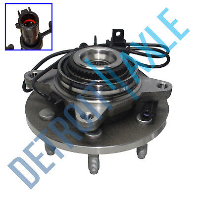 2005-2008 Ford F-150 & Lincoln Mark LT Front Wheel Bearing & Hub Assembly 4x4