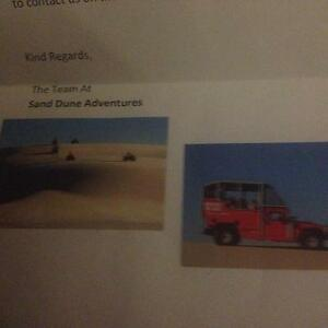 Sand dune adventures Kahibah Lake Macquarie Area Preview