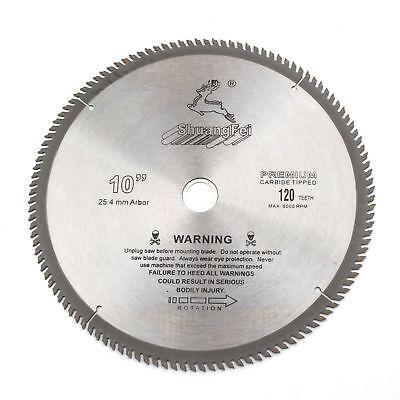 10 Inch Aluminum Cutting Saw Blade Circular Saw Blade 120teeth