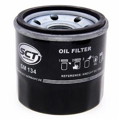 SCT Ölfilter SM134 Filter Motorfilter Servicefilter Anschraubfilter Dichtung