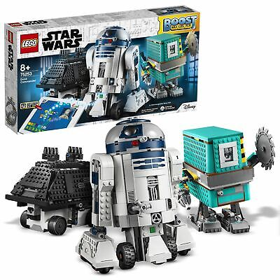 LEGO Star Wars BOOST Droid Commander Robot Toy 75253