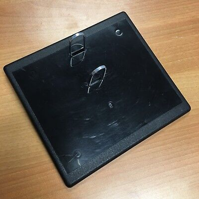 Universal Refill Base Holds At A Glance E17 Loose Leaf Desk Calendar 3.5x6 Black