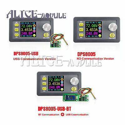 Dps8005 80v5a Constant Voltage Current Step Down Programmable Power Module B2am