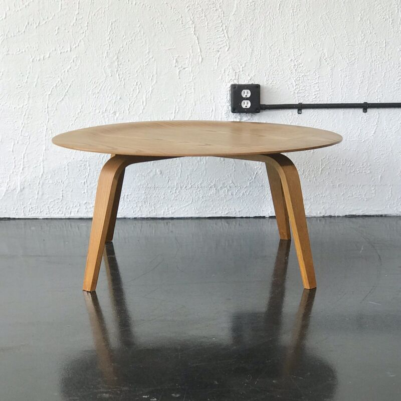 Charles eames for Herman Miller CTW coffee table