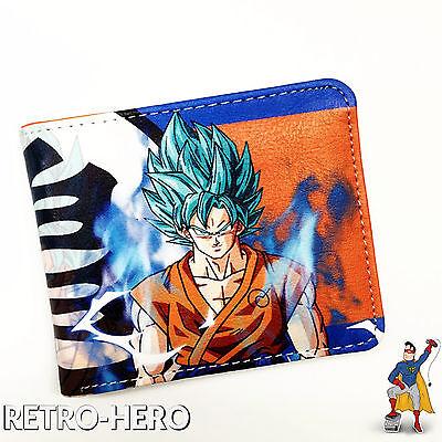 DRAGON BALL Z Portmonee - Geldbörse Son Goku Saiyajin Anime Manga Portmonnaie