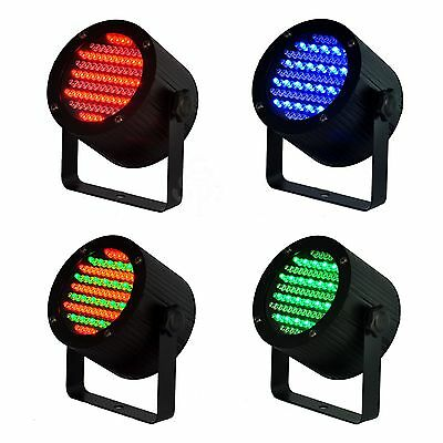 Round Led Dj Lights Dmx 512 Piggy Back Par Lights Rgb 86 Led Stage Lighting Show