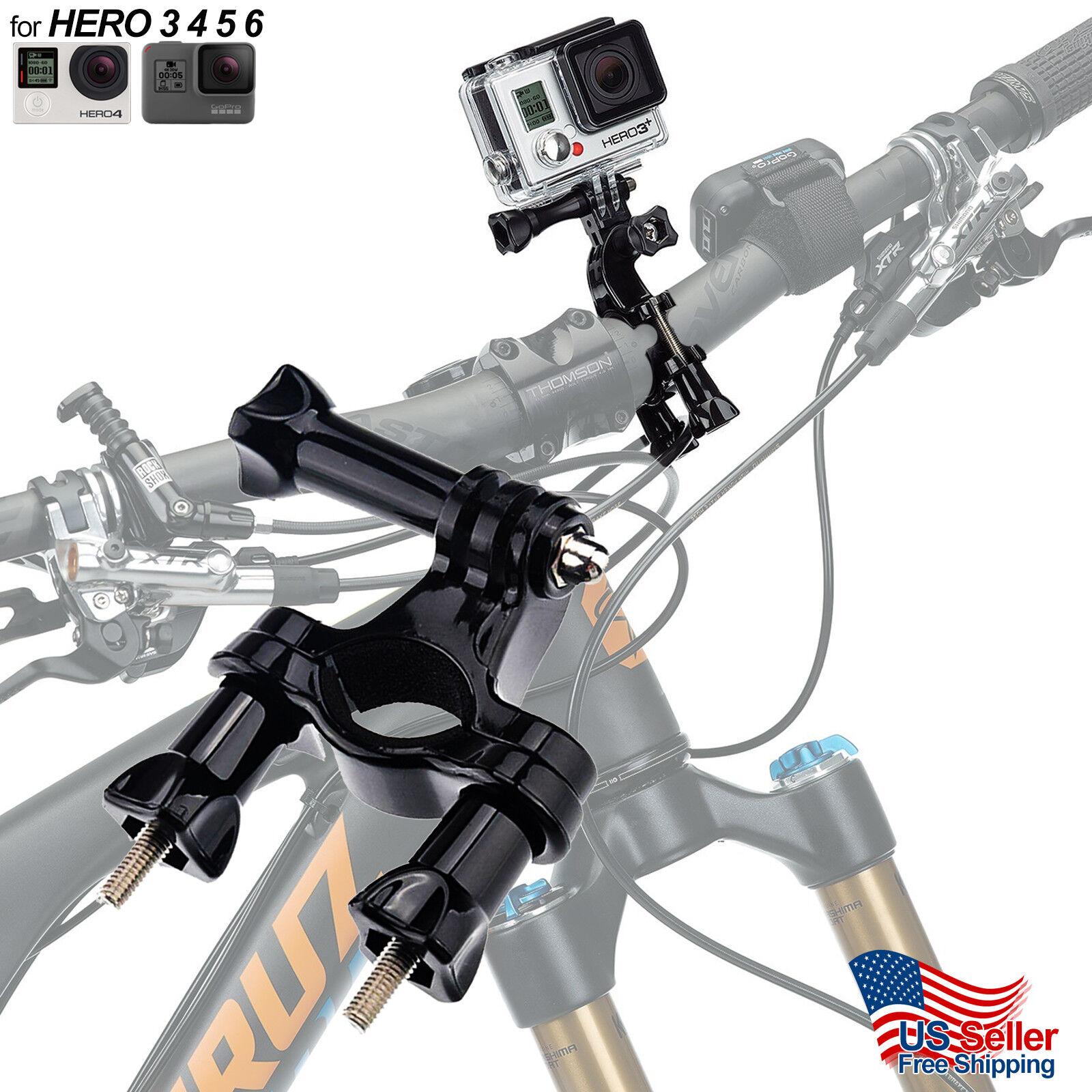 Bike Handlebar MOUNT for Gopro Hero HD Camera Seatpost Pole